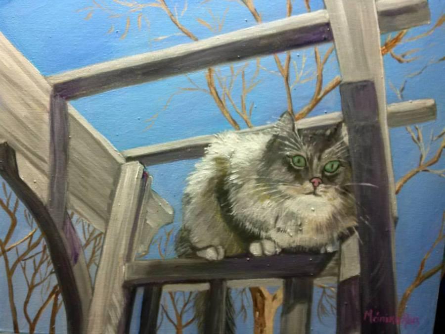 Monika Ruiz - Pet Portrait