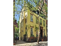 Truman Capote home in Bklyn Heights ibtime.com