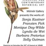Converse exhibition at Moineir Gallery