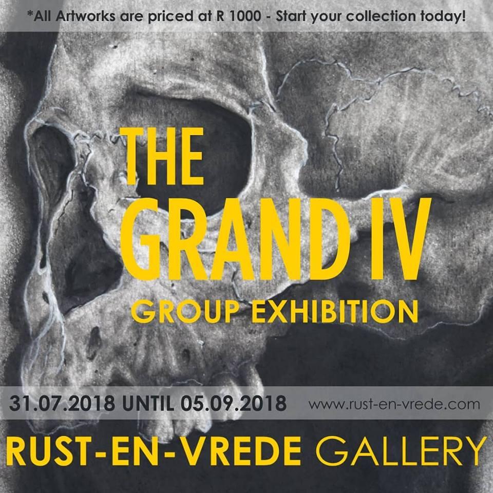 Group exhibition at Rust en Vreede, Durbanville