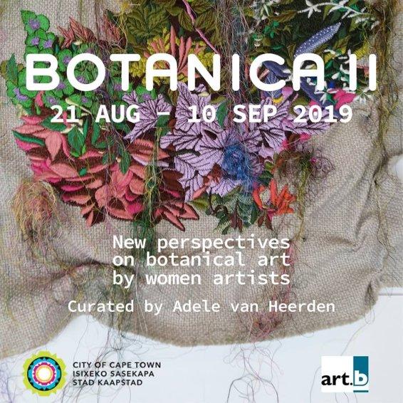Botanica Invitation