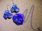 Blue orchids 5