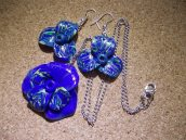 Blue orchids 11