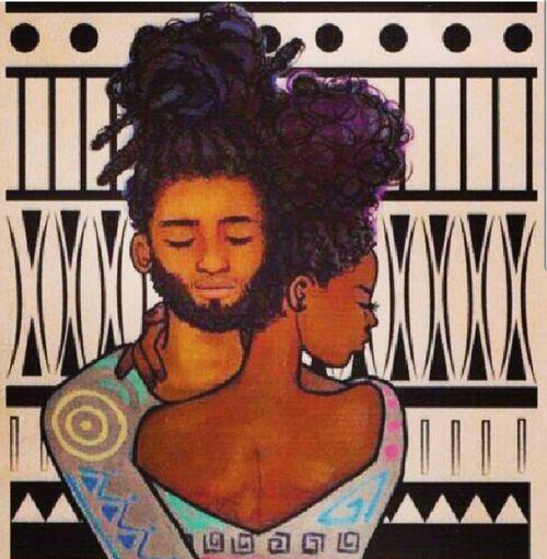 casal negro