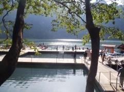 The Lake of Pregnant Maiden Langkawi