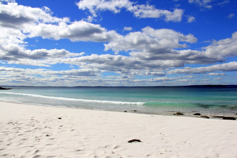 Hyams Beach Jervis Bay