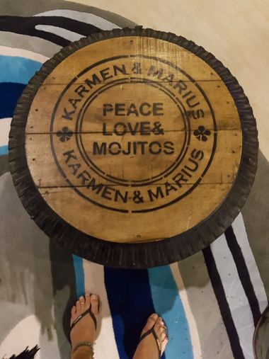 Peace Love Mojitos Accor Petitenget Bali