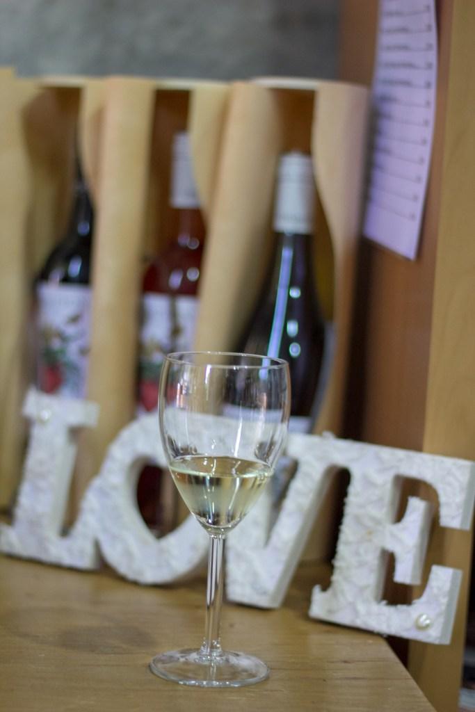 Thompson Estate Wine Love