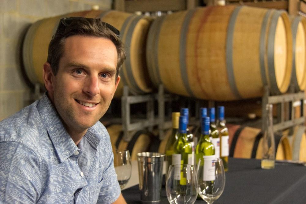 Wine Tasting at Lenton Brae Winery