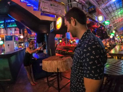 Patong Bar Games