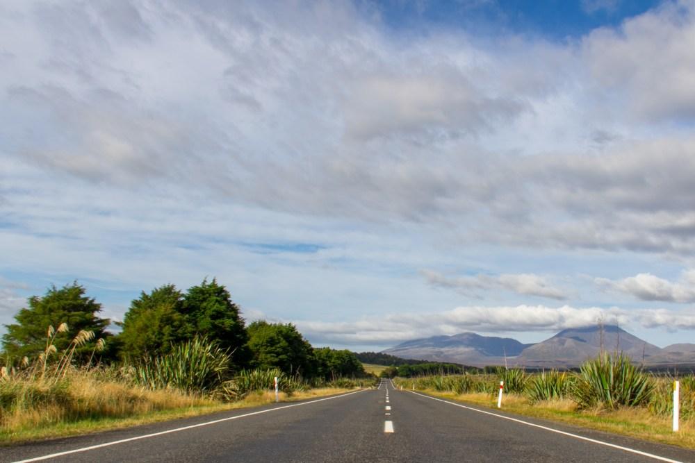 Mount Ruapehu New Zealand