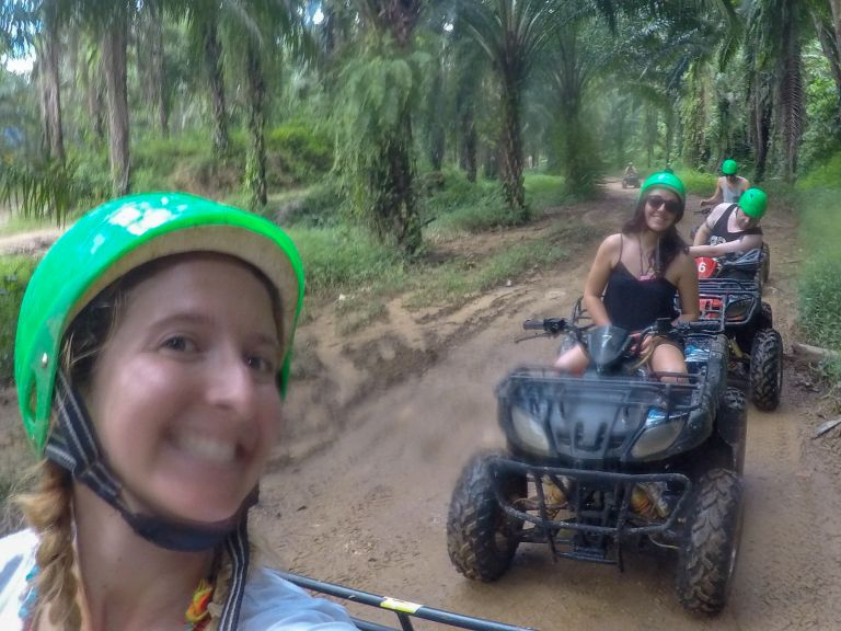 ATV in Thailand