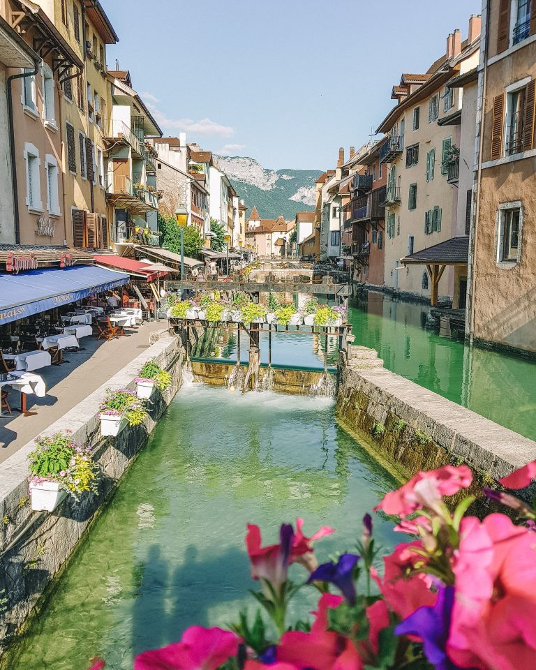Annecy Old Town 1
