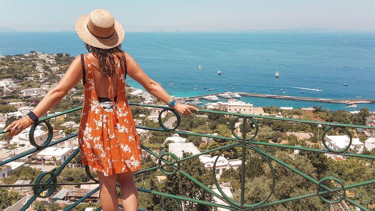 Capri Island Italy 7