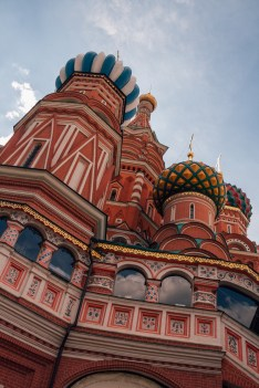 Saint Basil Cathedral Moscow 3