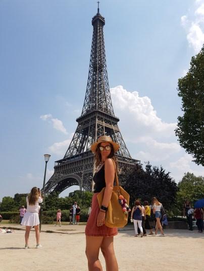 Eiffel Tower Paris 2