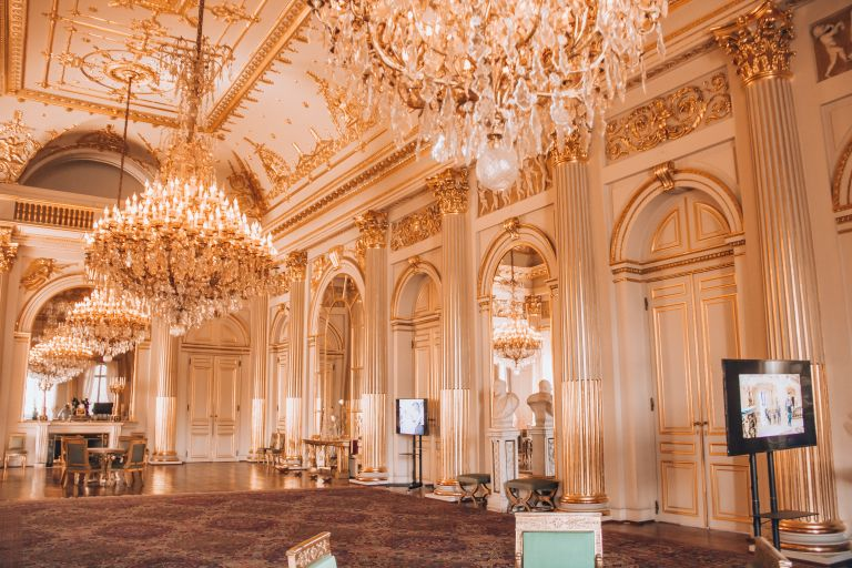 Inside the Royal Palace of Brussels 2