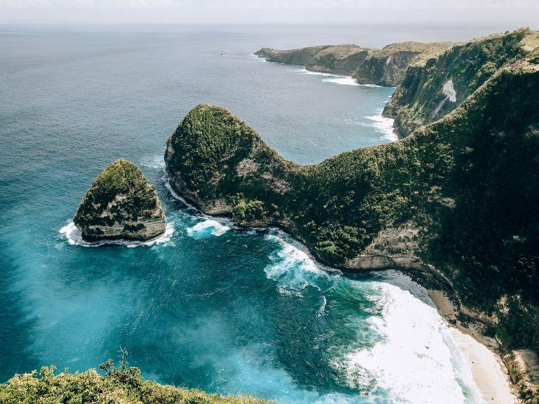 Nusa Penida T Rex Head