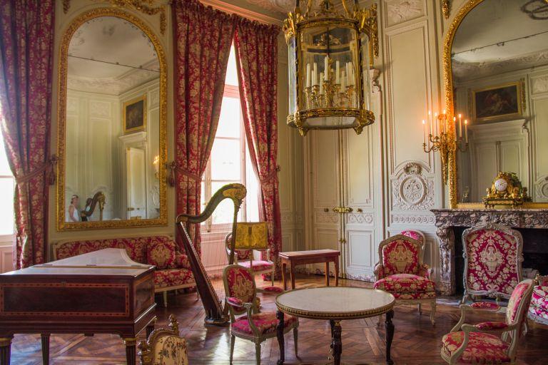 Petit Tranon Versailles