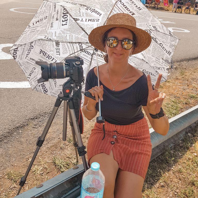 Stage 2 Bouffere Tour de France Camera Setup