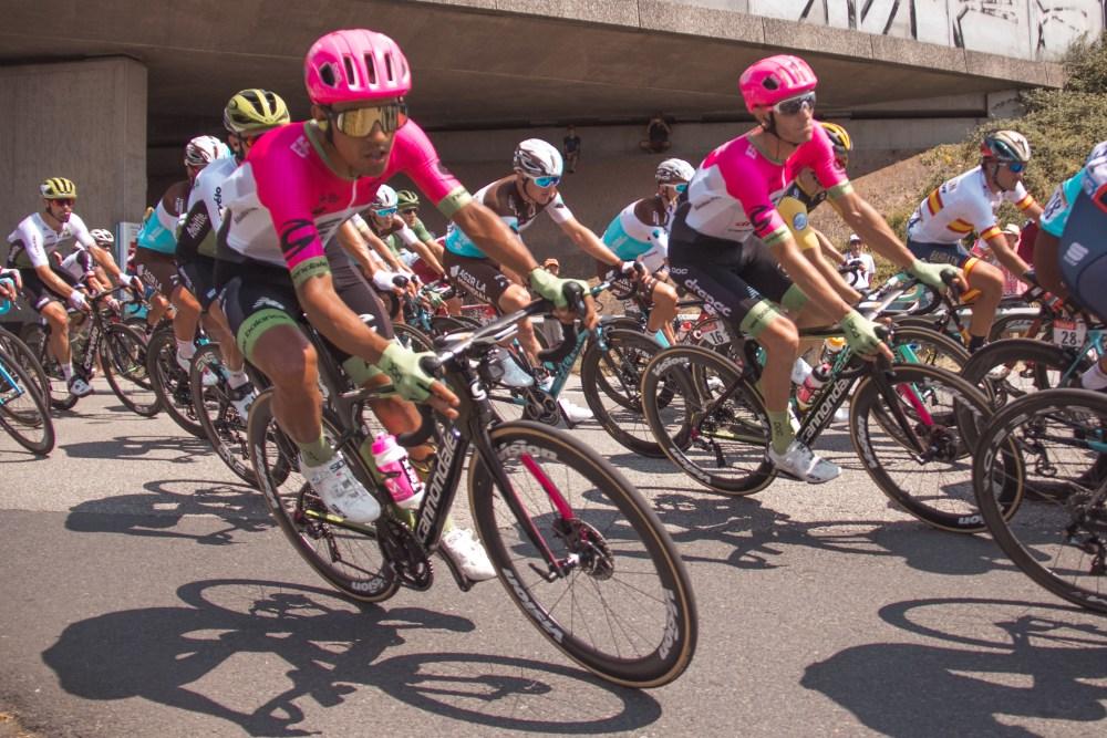 Stage 2 Bouffere Tour de France Peloton