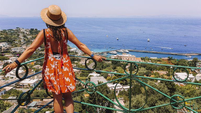 Will and Bear Straw Hat Capri