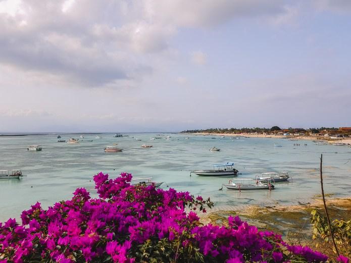 Nusa Lembongan Bali Visa Beach