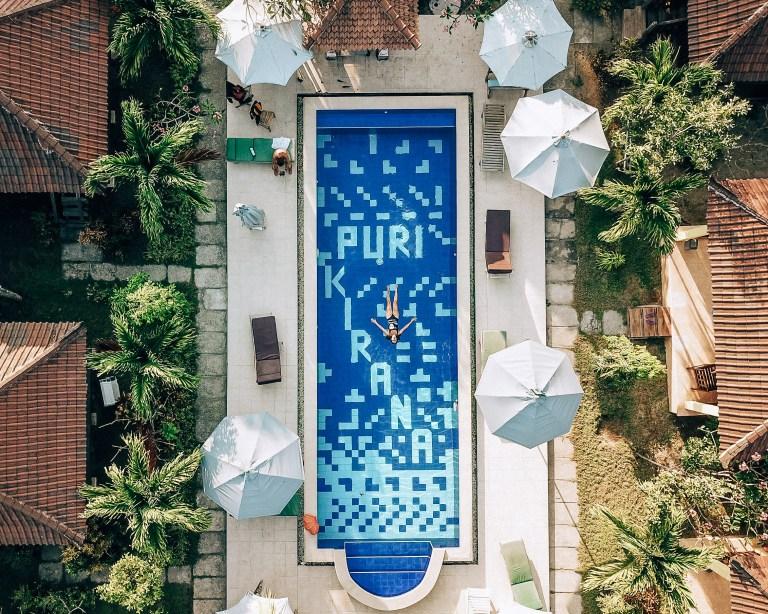 Accommodation Nusa Lembongan Bali Indonesia Puri Kirana