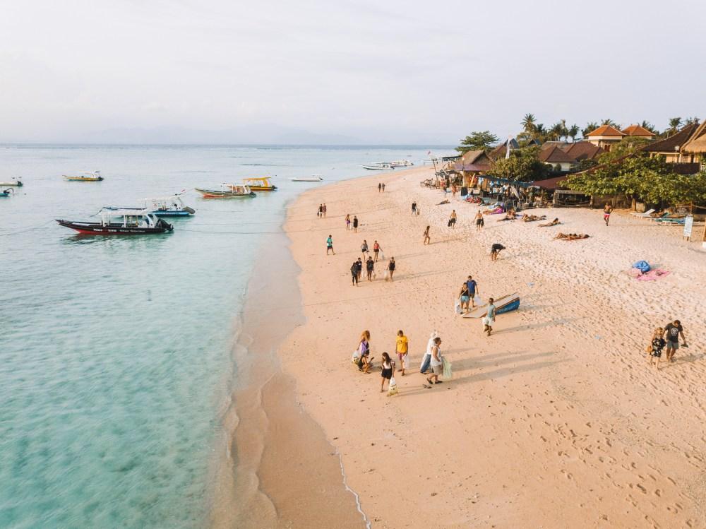 Jungutbatu Beach Nusa Lembongan Bali Indonesia