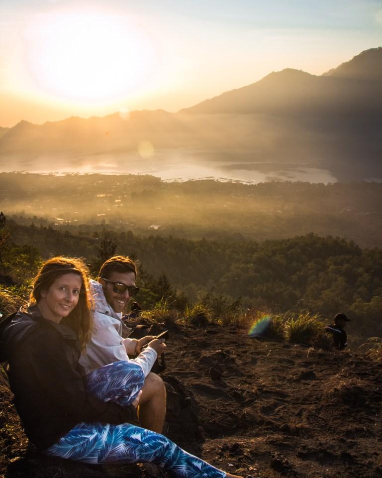 Mount Batur Sunrise Hike Ubud Bali
