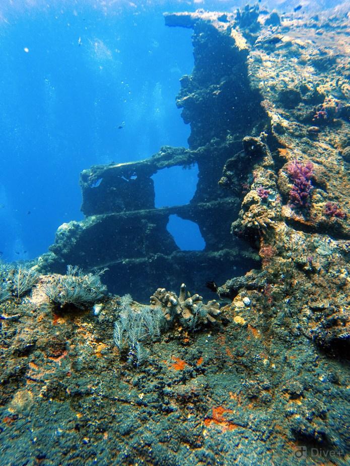 US Liberty Shipwreck Tulamben Bali Indonesia 2