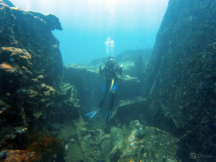 US Liberty Shipwreck Tulamben Bali Indonesia 3