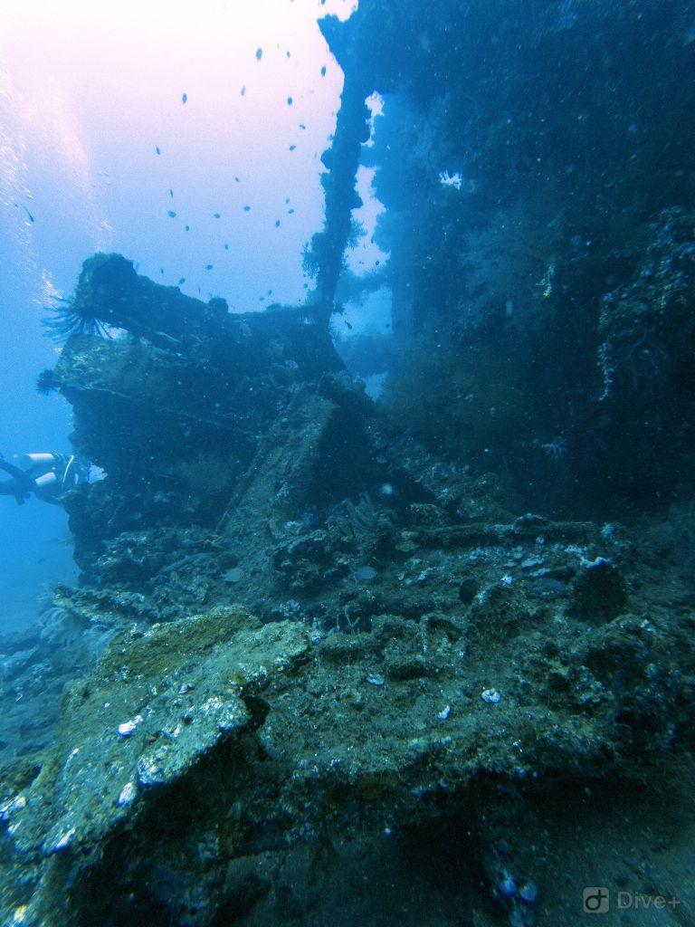 US Liberty Shipwreck Tulamben Bali Indonesia 6