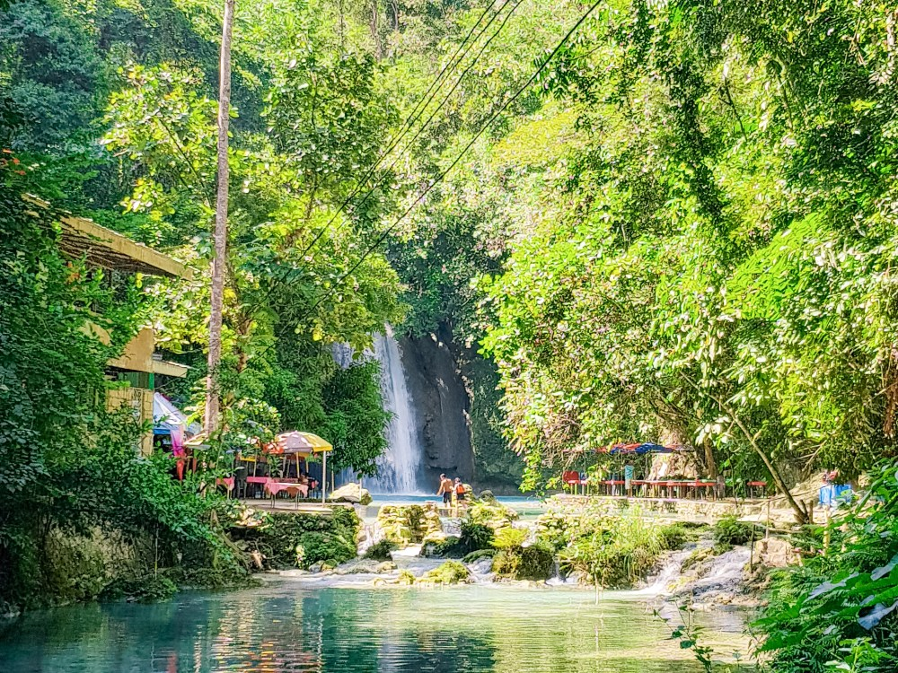 Kawasan Falls Cebu Philippines 3