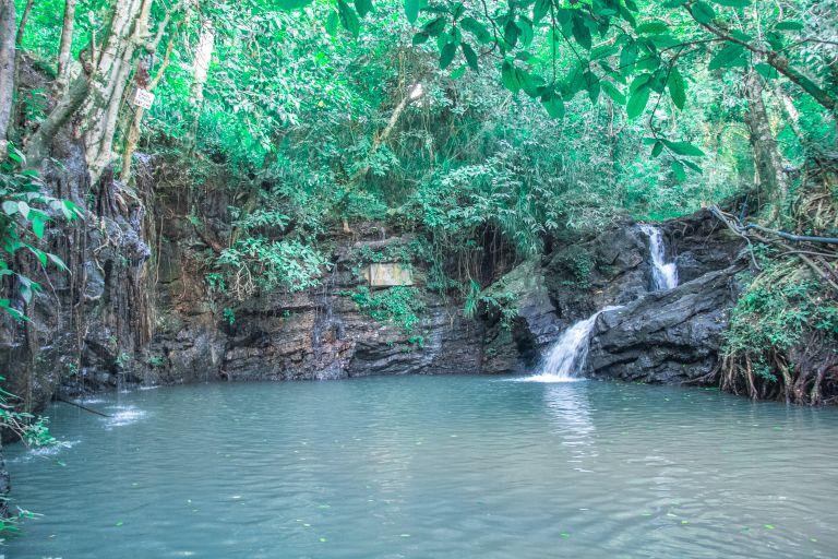 Concepcion Falls Coron Palawan Philippines