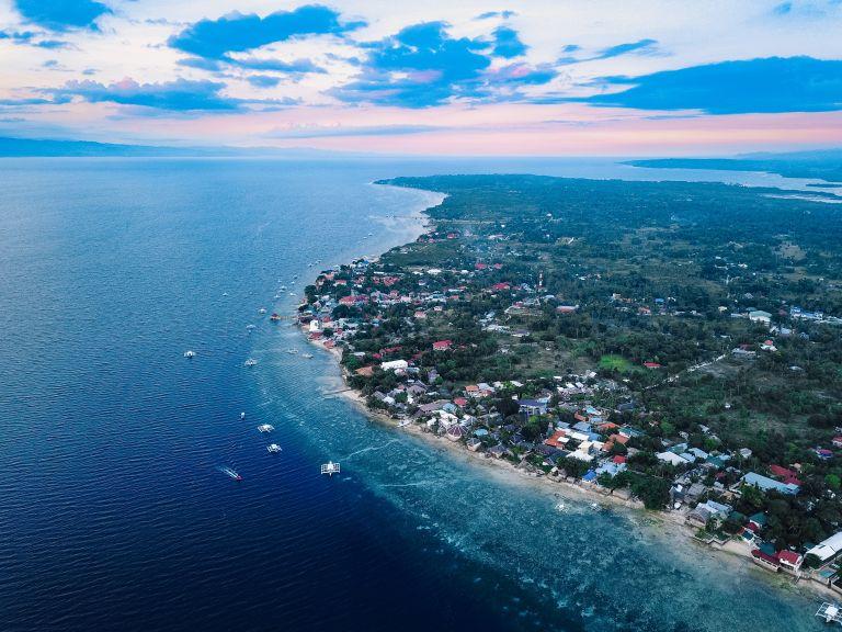Moalboal Cebu Philippines Asia