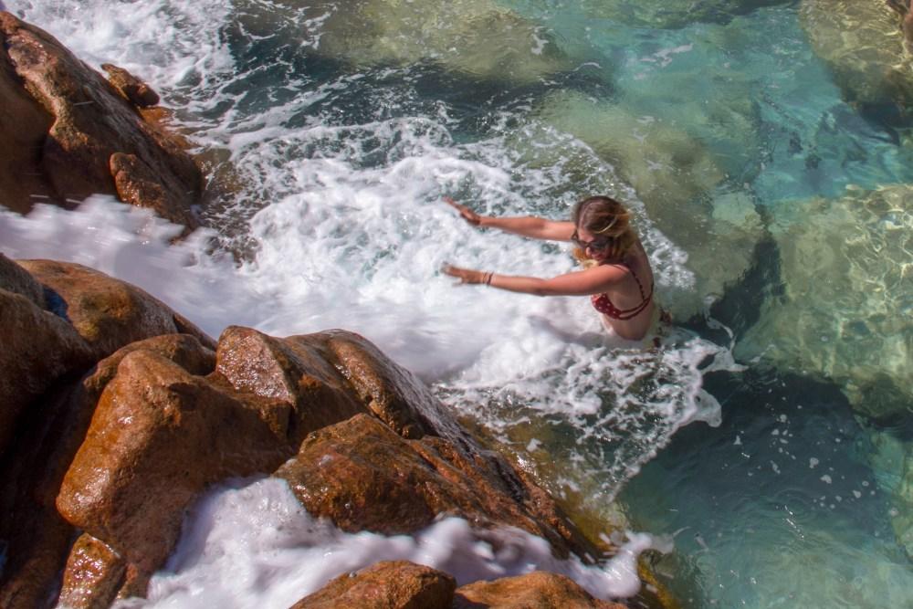 Natural Spa Margaret River Western Australia