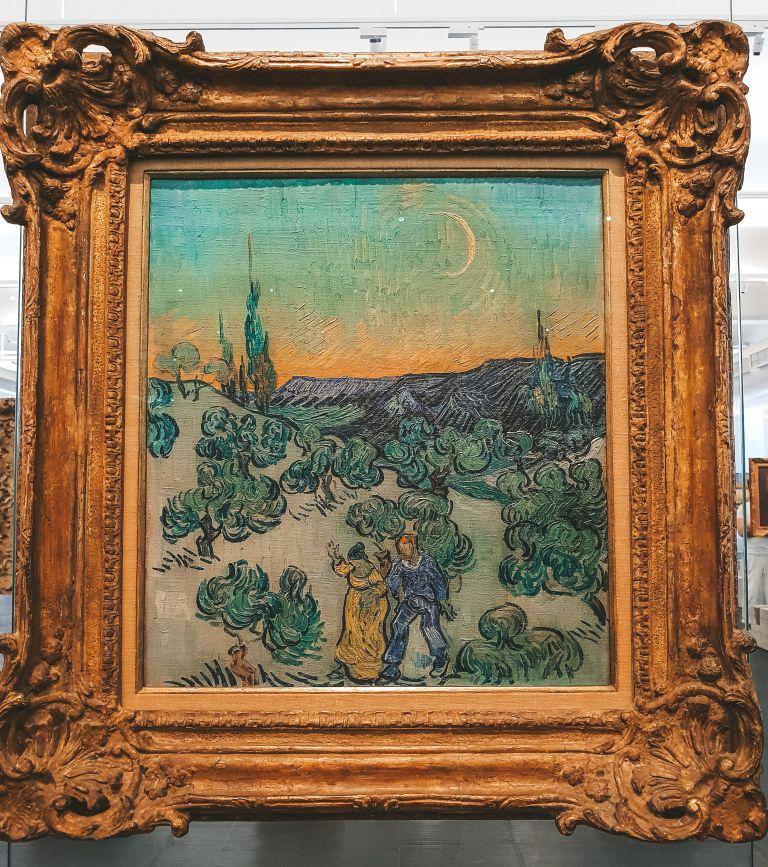 MASP Sao Paulo Brazil South America Monet