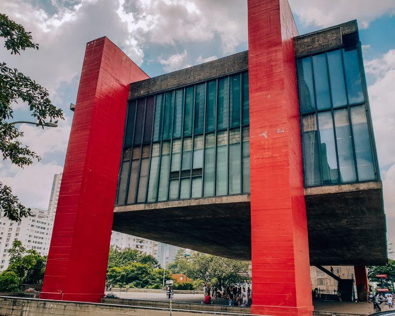 MASP Sao Paulo Brazil South America