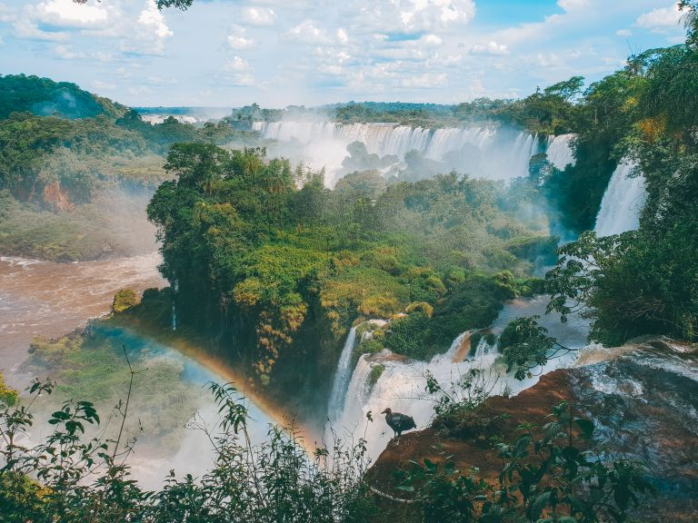 Cataratas del Iguazu Argentina Iguazu Falls