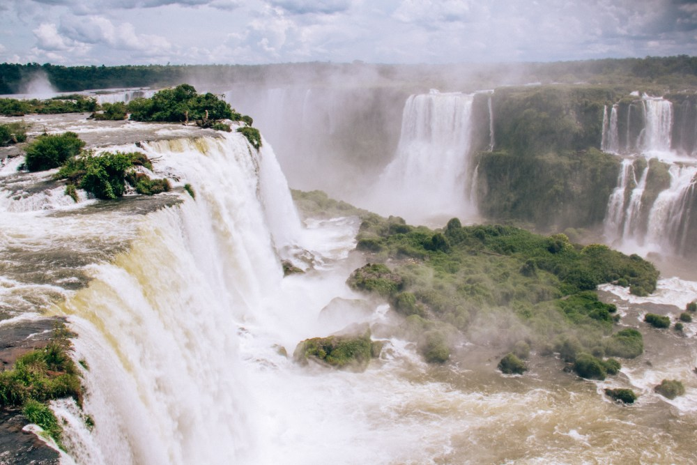Cataratas do Iguacu Brazil Iguazu Falls