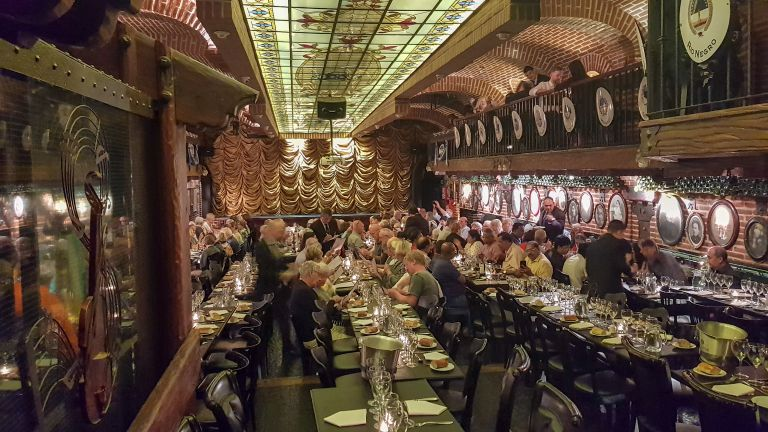 Tango club in Buenos Aires Argentina