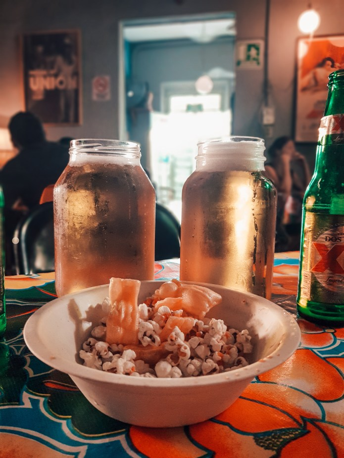 Cantina Cerveza Snacks Merida Mexico North America