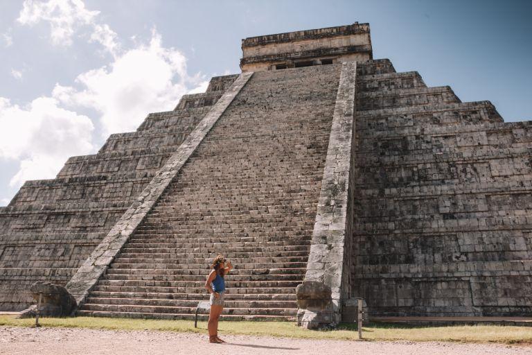 Chichen Itza Merida Mexico North America