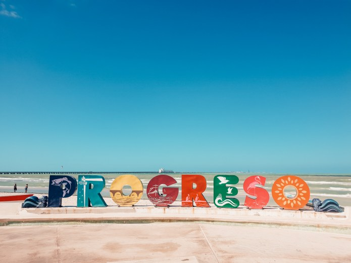 Progresso Yucatan Mexico North America