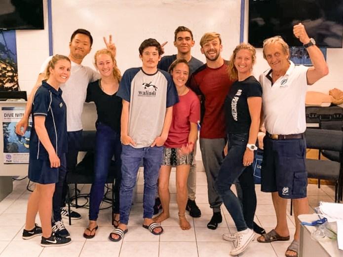IDC Divers Den Cairns Queensland Australia