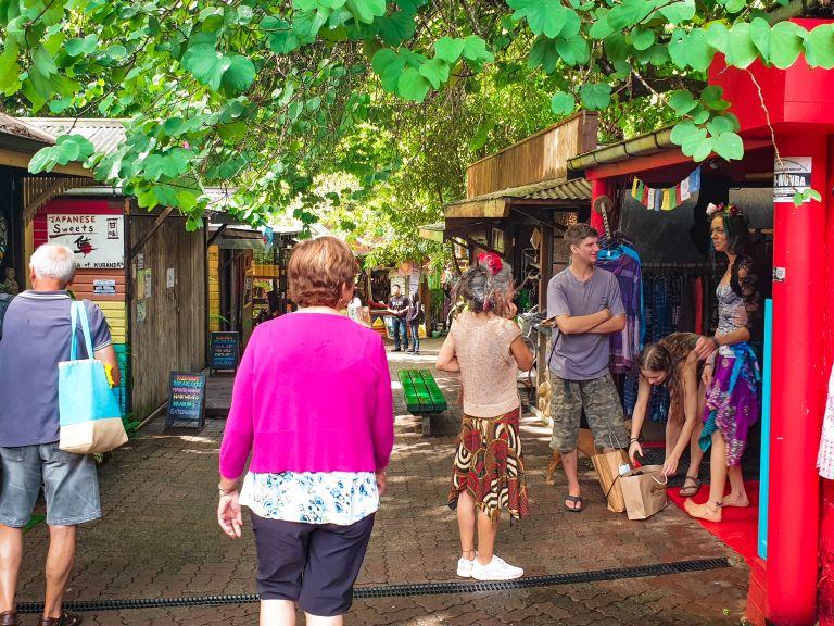 Kuranda Marketplace Cairns Queensland Australia