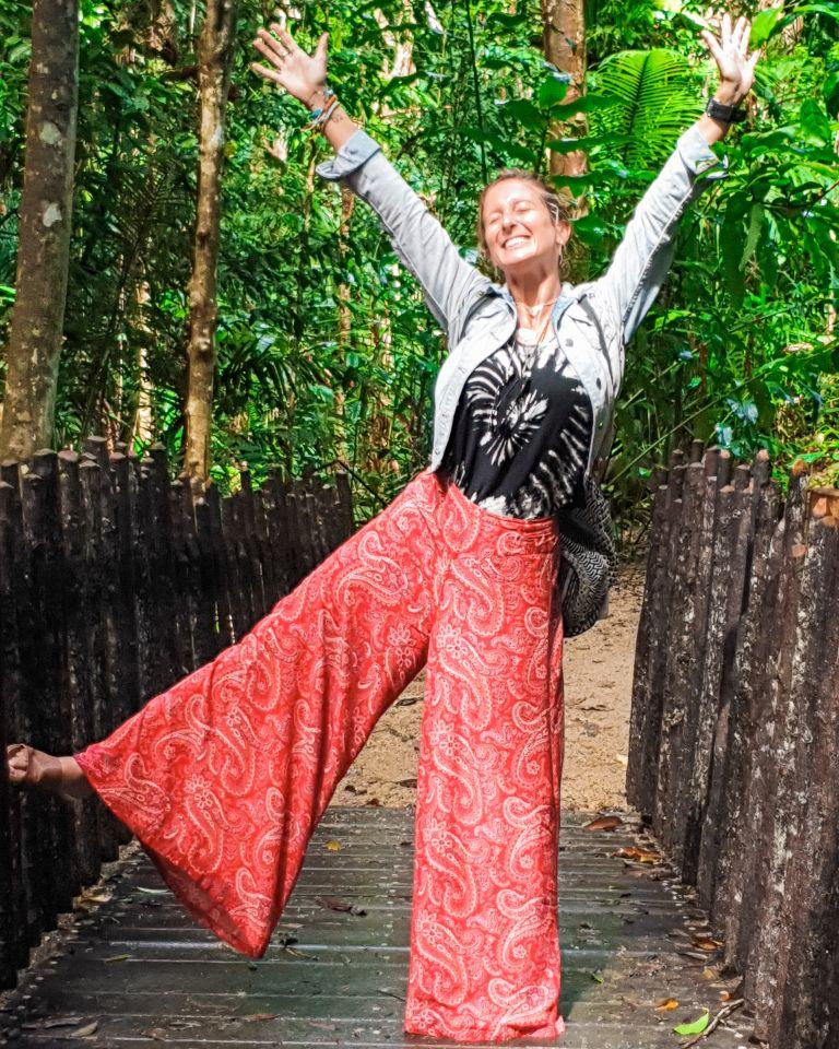 Kuranda Rainforest Walk Queensland Australia