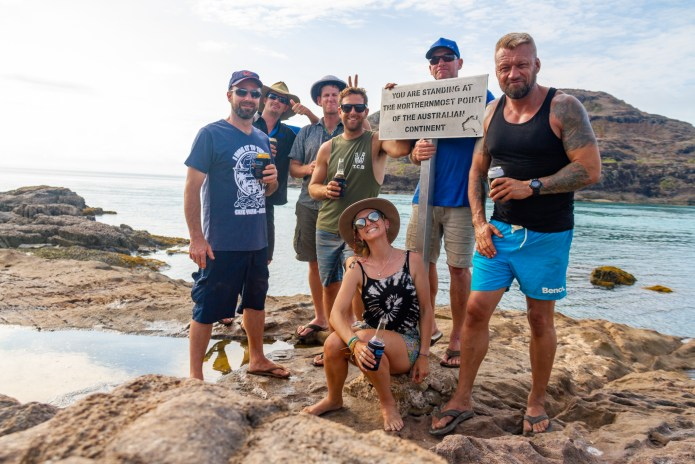 The Tip of Australia Cape York Queensland