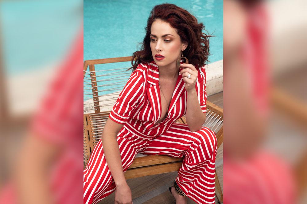 stylist para Sofía Lamas